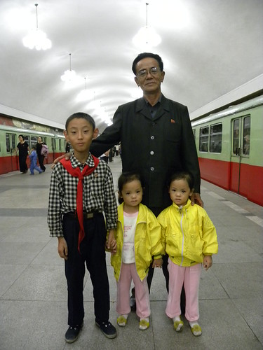 People of North Korea--Family Portrait
