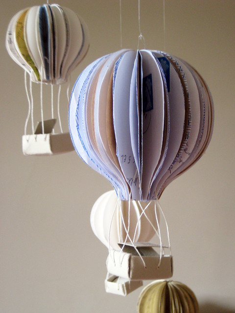 Balloons by lucy roscoe flickr photo sharing for Balloon decoration book