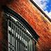 Alley Window in Historic New Bern