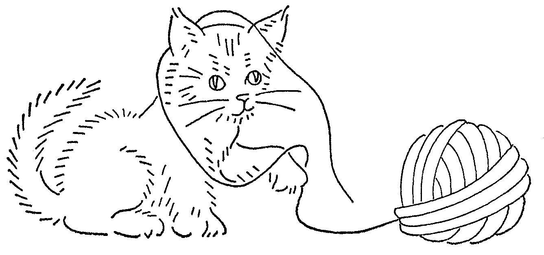 WB Cat 'n Kittens Aug 1982 e