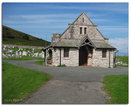 GREAT ORME CHAPEL....