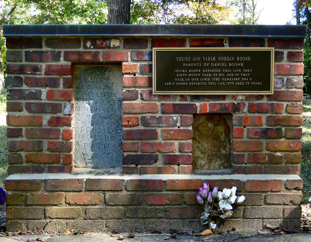 Daniel Boone's Family, Joppa Cemetery
