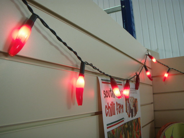 Chilli lights