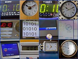 "10:10:10 on 10/10/10 - ""Give Me A Little More Time"""