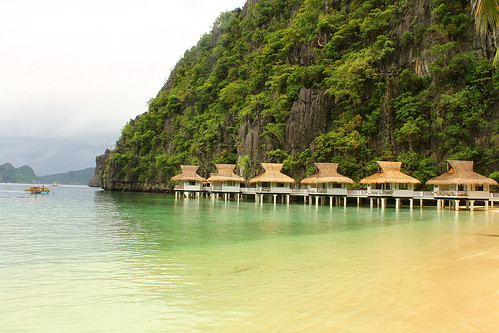 El Nido Resort..Miniloc Island Resort