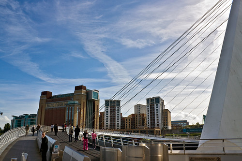 BALTIC, Gateshead Quays. Photo by Ben Christian.