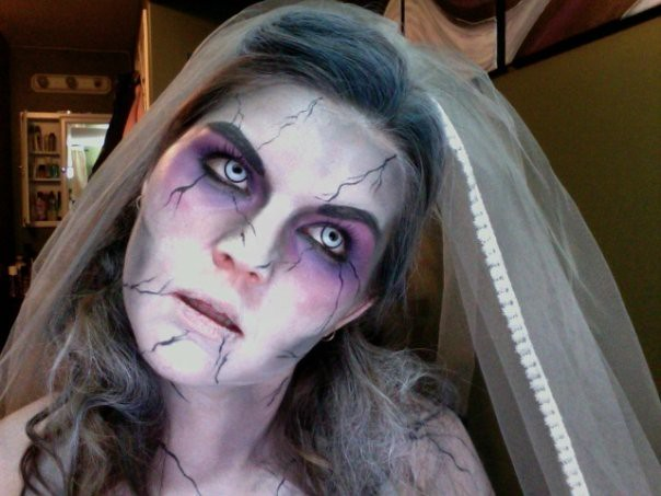 Dead Bride Makeup Pictures : Dead Bride Flickr - Photo Sharing!