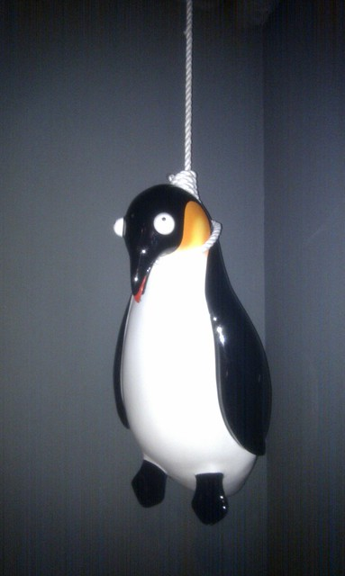 Image Result For Penguin Hanging From