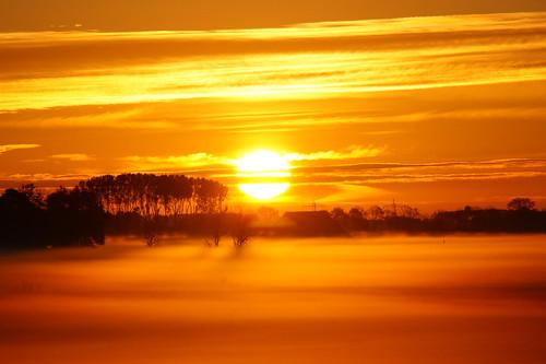 netherlands sunrise landscapes nl groningen landschappen zonsopkomst sigma18250mm cloudsstormssunsetssunrises