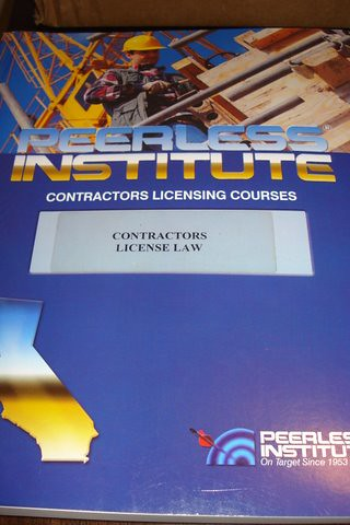 Detail Contractors License Law Study Guide C 27 25 Flickr