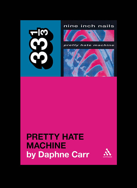 Pretty Book Cover Photo : Pretty hate machine book cover flickr photo sharing
