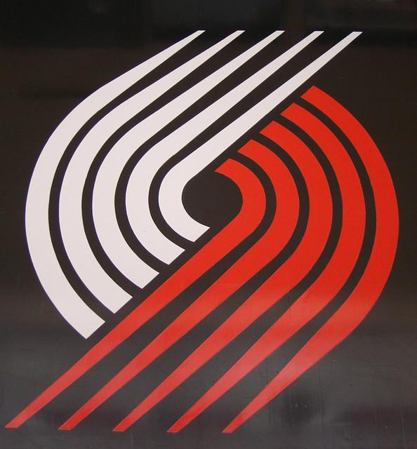 Blazers Team Logo: Portland Trail Blazers Logo