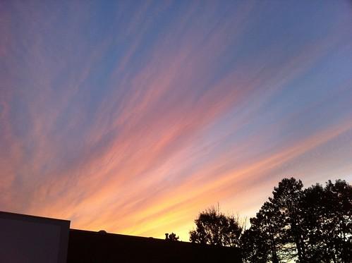 sunset newhampshire nh nashua iphone