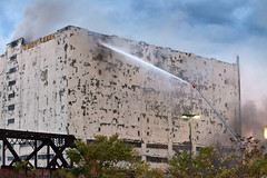 Fire at the Central Warehouse - Albany, NY - 10, Oct - 12.jpg by sebastien.barre
