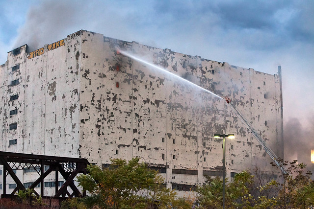 Fire at the Central Warehouse - Albany, NY - 10, Oct - 12.jpg