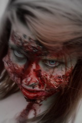 toronto zombie walk - october 2010