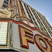 Fox Theater Marquis - Detroit