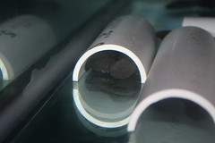 pipe, close-up,