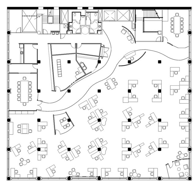 open office floor plans. GLG Office Floor Plan Open Concepts  a gallery on Flickr