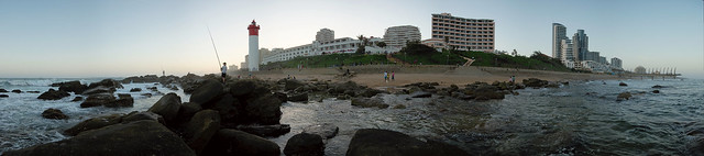Umhlanga Rocks Panorama