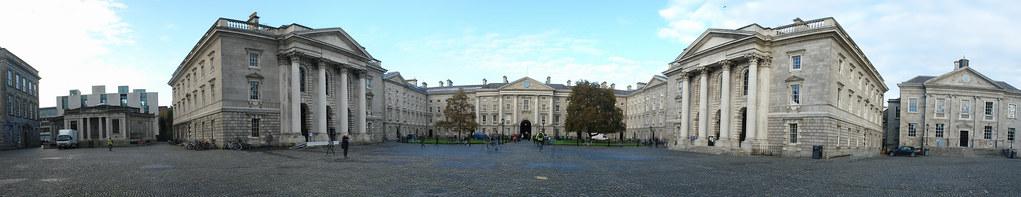 Qué visitar en Dublín en un día: Panorámica del Trinity College qué visitar en dublín en un día - 5175410585 ec3d70b164 b - Qué visitar en Dublín en un día
