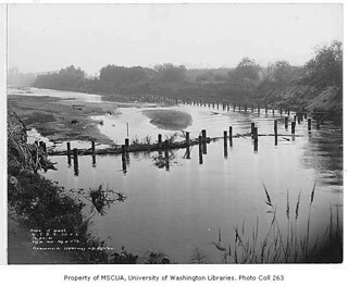 Commercial Waterway Under Construction