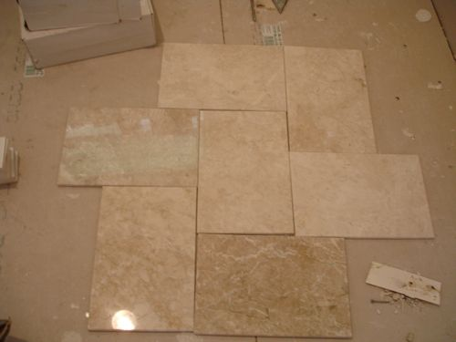 Our Flip: Granite and Marble and Travertine, Oh My!
