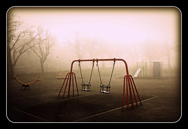 Empty Playground at Calverley Park | Flickr - Photo Sharing!