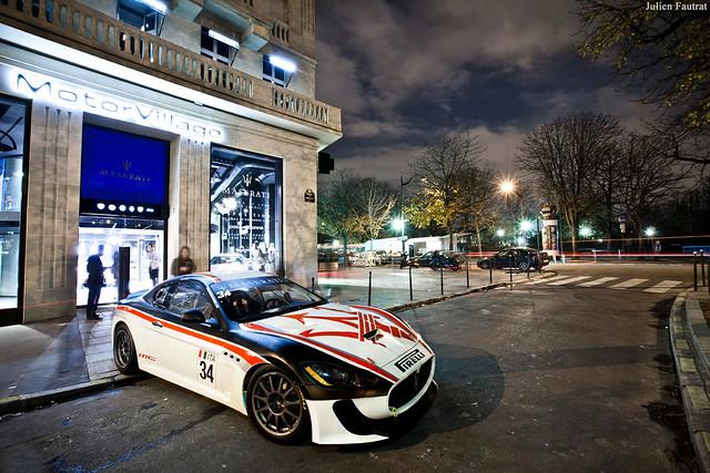 Maserati GranTurismo MC GT4 [EXPLORE]