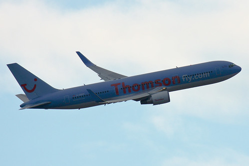 Thomsonfly (Thomson Airways) - G-OBYF -  Boeing 767-304/ER
