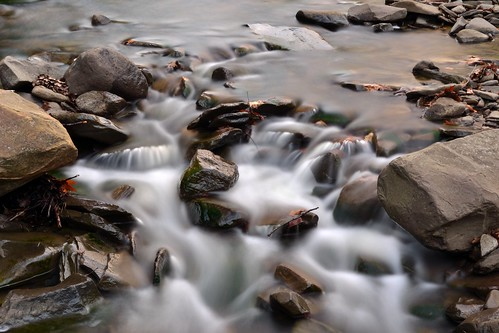 longexposure fall nature stream upstatenewyork waterflow schenectadycounty plotterkill fallstream nikond3100