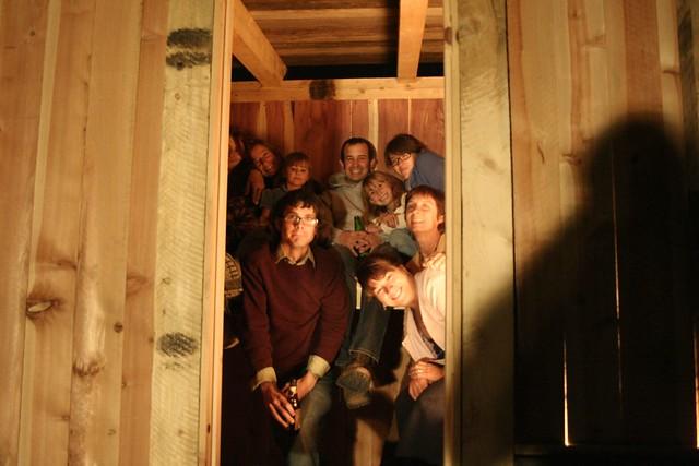 Sauna party hot pics 41
