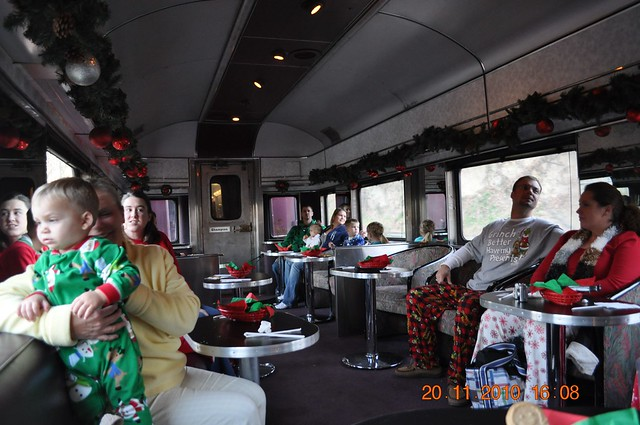Train ride quot the polar express quot flickr photo sharing