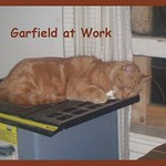 Garfield at Work