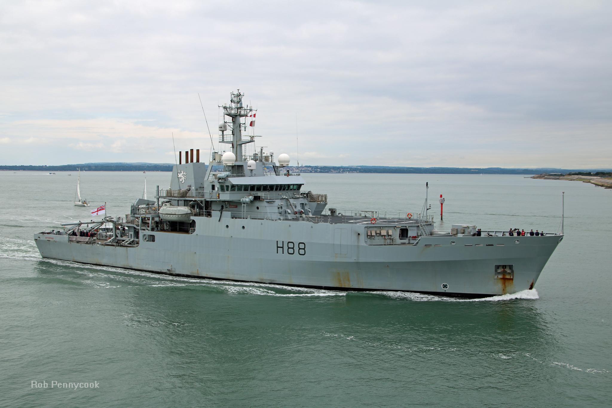Survey & Hydrographic/Oceanographic Vessels 34818323083_5bc973c4db_o