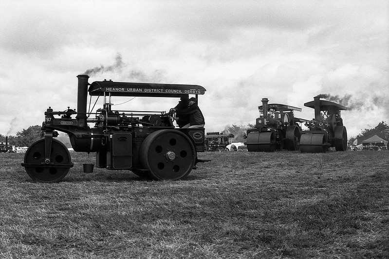FILM - Sheffield Steam Rally 2017-18