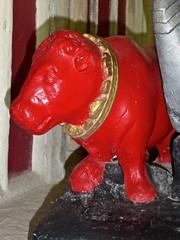 Church Monument Animals
