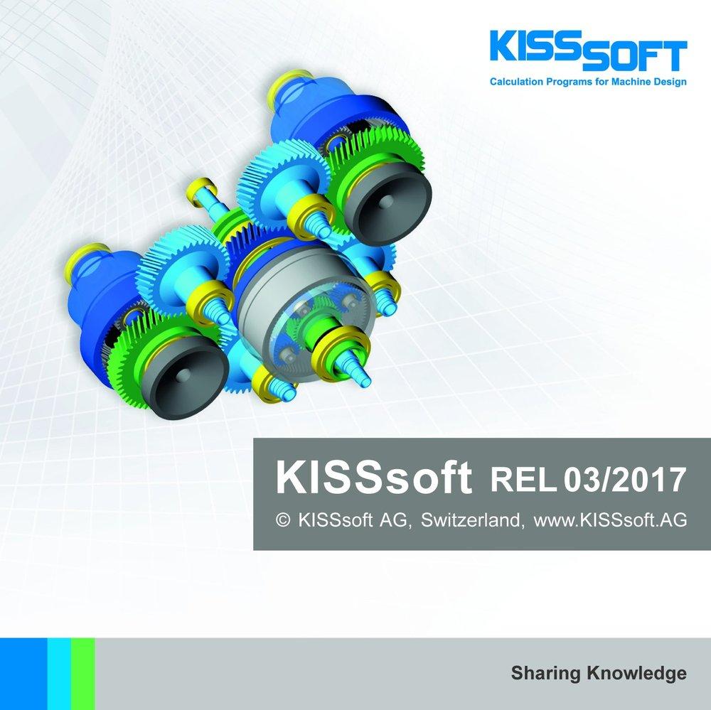 KISSsoft 2017.03A x86 full license
