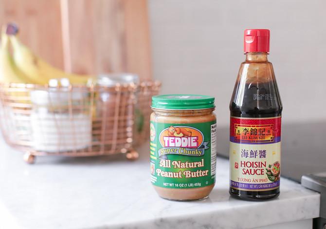 peanut butter hoisin sauce noodles ingredients