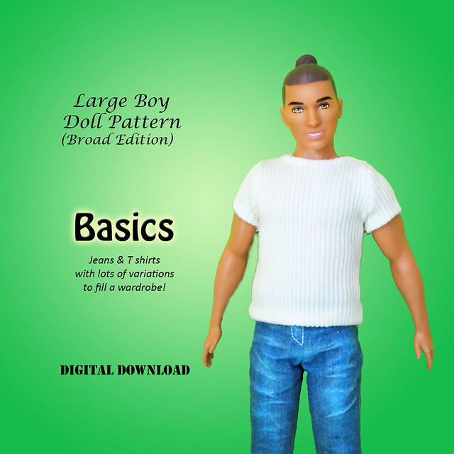 Broad Fashionista Ken Basics