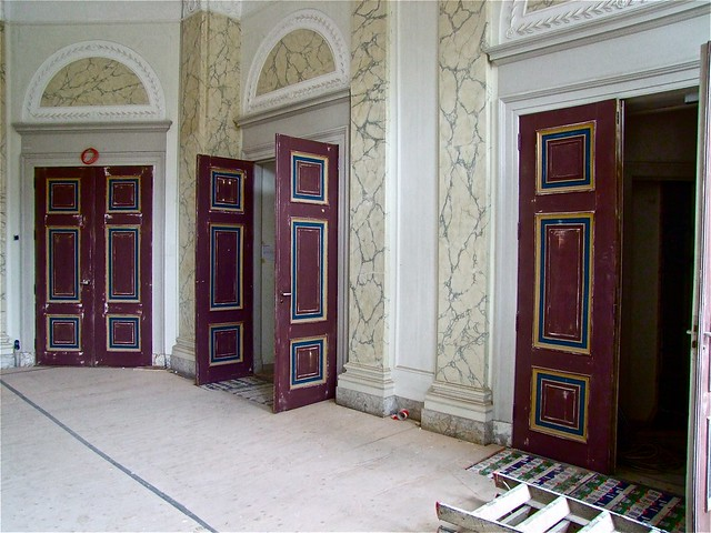Paleis kneuterdijk den haag het paleis kneuterdijk in for Melchior interieur den haag