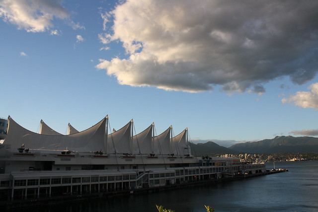 BC place, Gastown-Vancouver