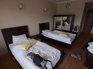 Hotel Buena Dea, Akaltshike