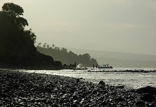 Amed (Bali) sunset