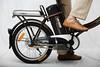 จักรยานไฟฟ้าทรงยุโรปคลาสสิก