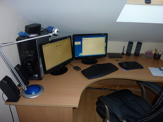 4 Things to Consider When Assembling Your Home Office