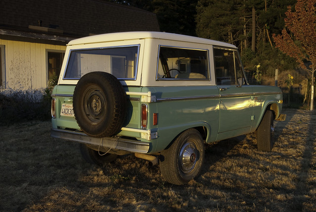 1966 Ford bronco for sale craigslist