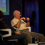Quintin Jardine | Quintin Jardine at Edinburgh International Book Festival 2010