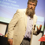 Philip Ardagh | Philip Ardagh at Edinburgh International Book Festival 2010