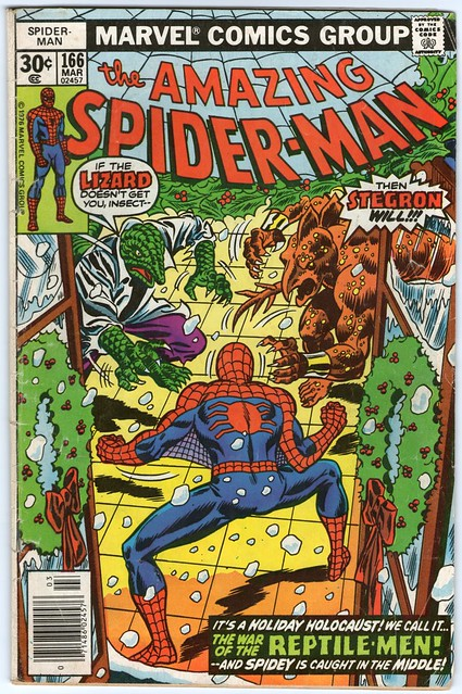 Amazing Spider-Man 166
